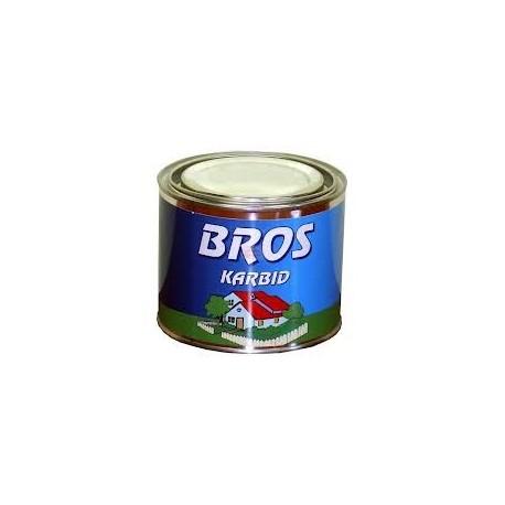 BROS karbid granulowany 0,5kg