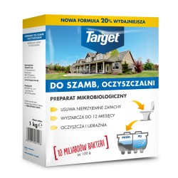 PREPARAT DO SZAMB KARTONIK 1KG TARGET