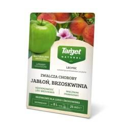 LECITEC ZWALCZA CHOROBY JABŁOŃ BRZOSKWINIA 25ML TARGET
