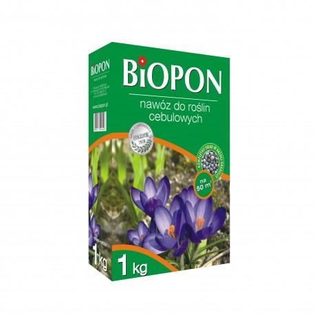 BIOPON do roślin cebulowych 1kg