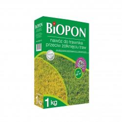 BIOPON do trawnika przeciw żółknięciu 1kg