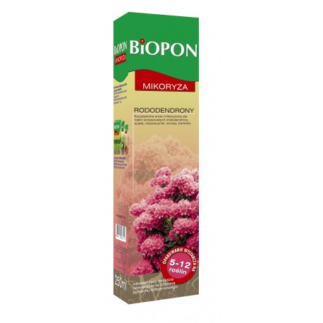 BIOPON mikoryza do rododendronów 250ml