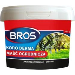 BROS KORO-DERMA-MAŚĆ OGRODNICZA 350G