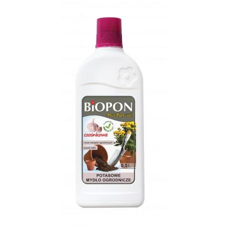 BIOPON potasowe mydło ogrodnicze 0,5l