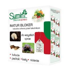 NATUR BLOKER TURKUCIE PĘRDAKI KRETY NICIENIE 1KG SUMIN