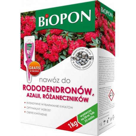 BIOPON do rododendronów, azalii i różaneczników 1kg