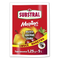 MOSPILAN 20SP 1,25G SUBSTRAL