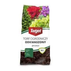 TORF OGRODNICZY ODKWASZONY 50L TARGET