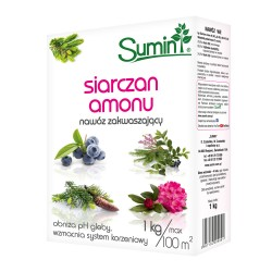 SIARCZAN AMONU 1KG SUMIN