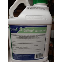 GALLUP SPECJAL 360SL 5L BARCLAY