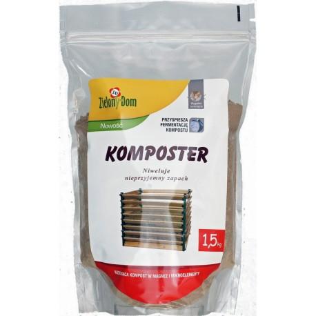 Komposter 1,5KG