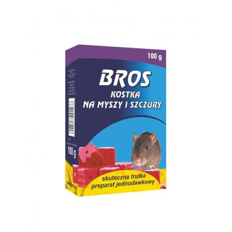 BROS kostka na myszy i szczury