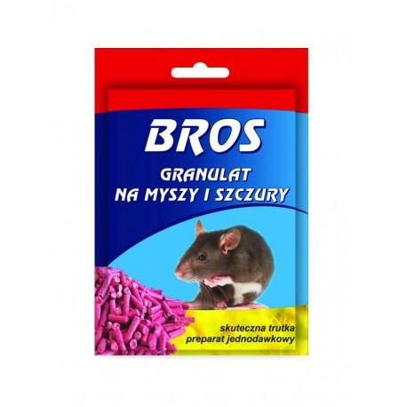BROS granulat na myszy i szczury 90g
