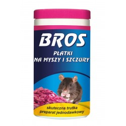 BROS płatki na myszy i szczury 250g